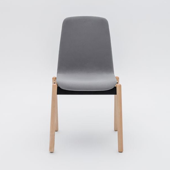 Ultra Chair 4 Legs Wooden Base 2