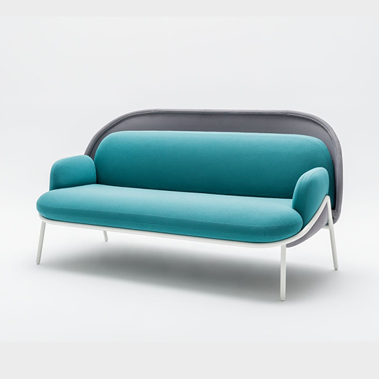 Mesh Small Shield Sofa 4