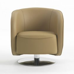 Well Armchair Swivel